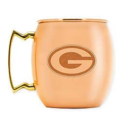 NFL Green Bay Packers 16 oz. Copper Moscow Mule Mug