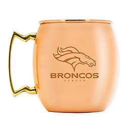NFL Denver Broncos 16 oz. Copper Moscow Mule Mug