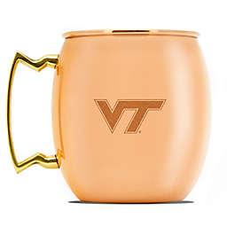 Virginia Tech 16 oz. Copper Moscow Mule Mug