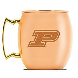 Purdue University 16 oz. Copper Moscow Mule Mug