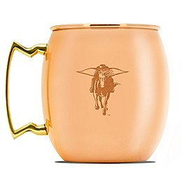 Texas Tech University 16 oz. Copper Moscow Mule Mug