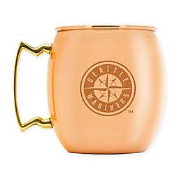 MLB Seattle Mariners 16 oz. Copper Moscow Mule Mug