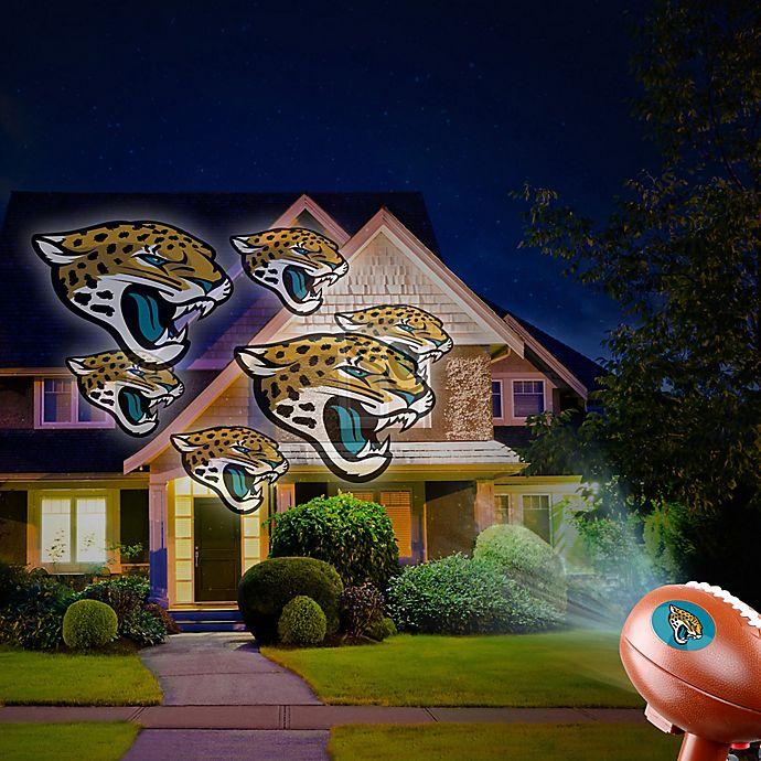 Buy Nfl Jacksonville Jaguars Led Light Projector From Bed