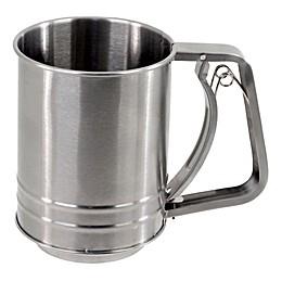 SALT™ 5-Cup Stainless Steel Flour Sifter