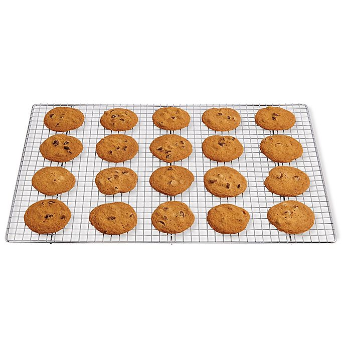 Alternate image 1 for Mrs. Anderson's Baking® Big Pan 21-Inch x 14.5-Inch Cooling Rack