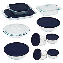Pyrex® 19-Piece Glass Bake and Store Set