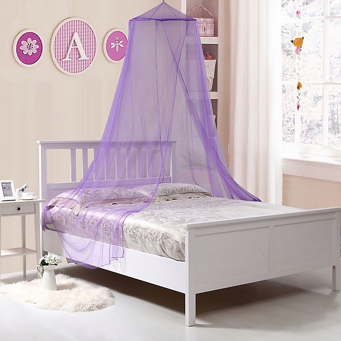 Alternate image 1 for Kids' Collapsible Wire Hoop Canopy