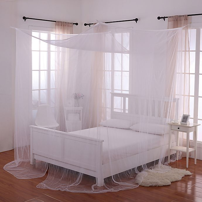 Palace 4 Poster Bed Canopy