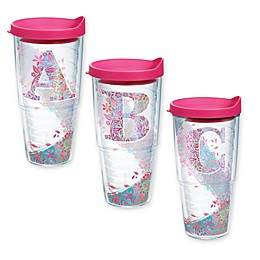 Tervis® Botanical Initial 24 oz. Wrap Tumbler with Lid