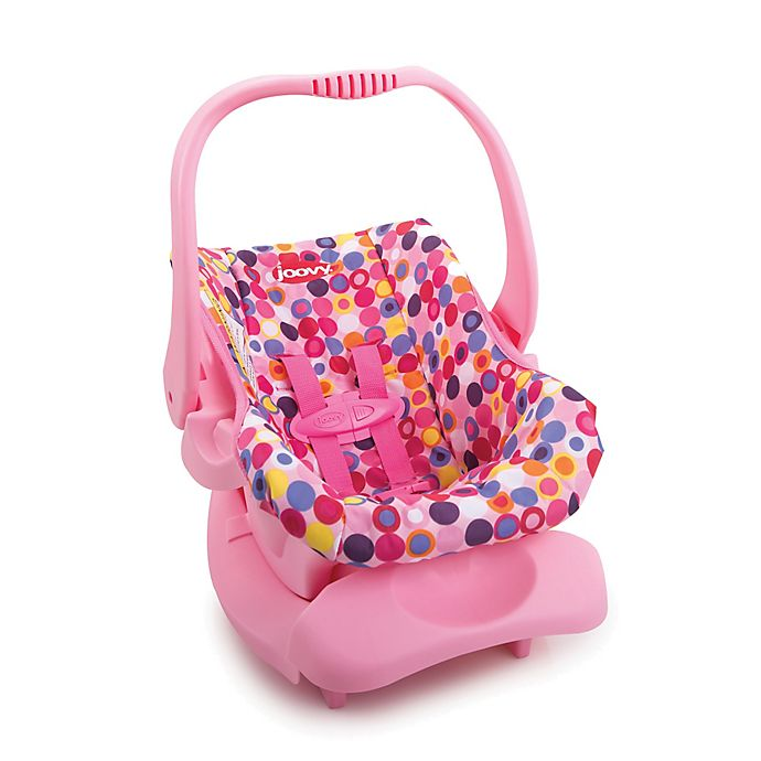 Alternate image 1 for Joovy® Toy Infant Car Seat in Pink