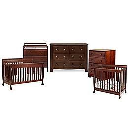 DaVinci Kalani Baby Furniture Collection in Espresso