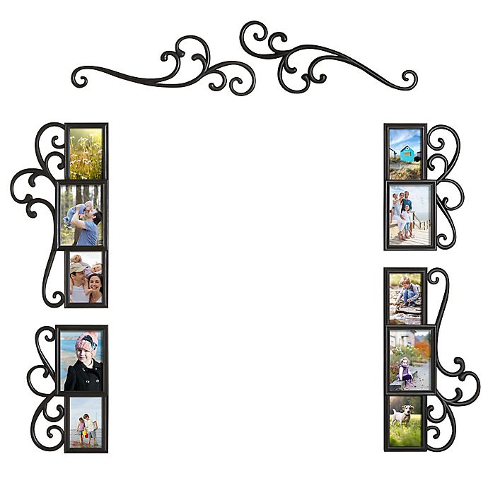 Best Ever Scroll And Picture Door Frame