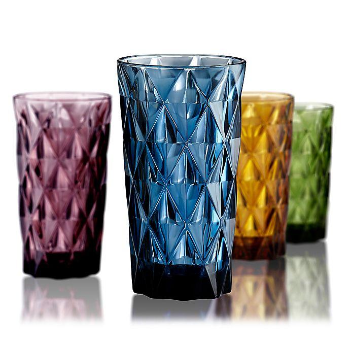 Alternate image 1 for Artland® Highgate 14 oz. Highball Glasses (Set of 4)