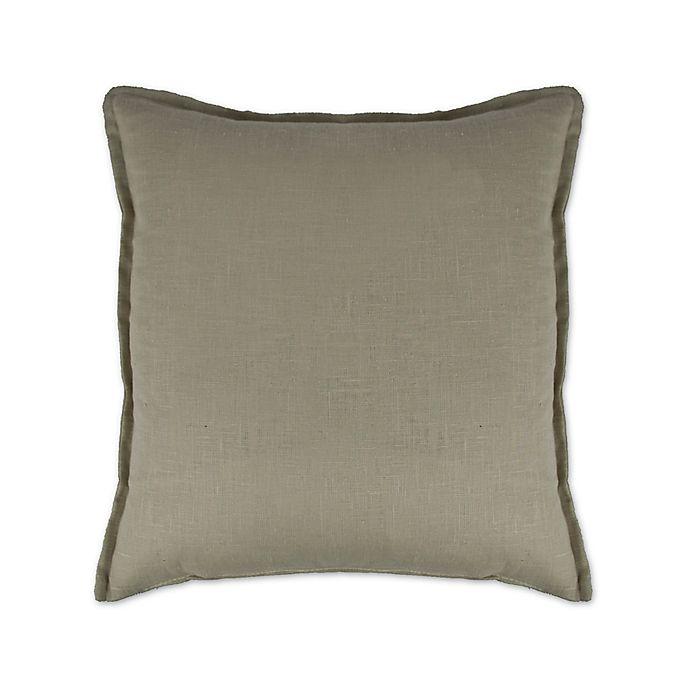 Alternate image 1 for Sherry Kline Hamilton Square Throw Pillow in Light Beige