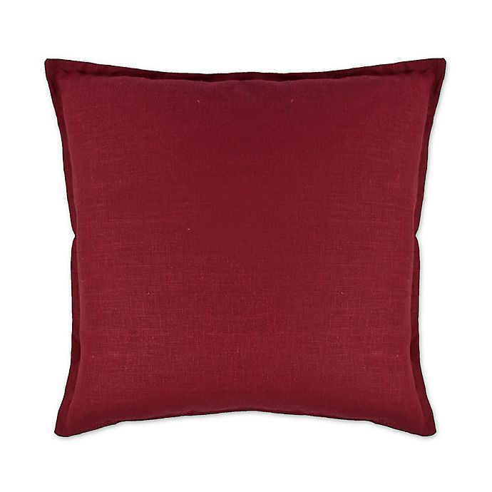 Alternate image 1 for Sherry Kline Hamilton Square Throw Pillow in Red
