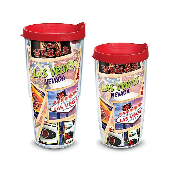 Alternate image 1 for Tervis® Las Vegas Collage Wrap Tumbler