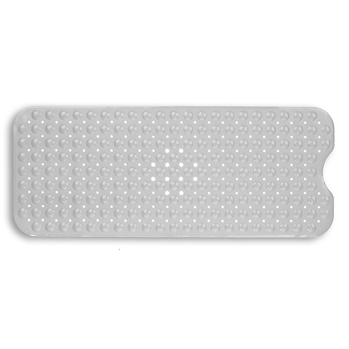 Alternate image 1 for SlipX Solutions® Extra Long Deluxe 16-Inch by 39-Inch Bath Mat