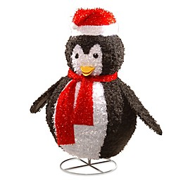 National Tree Company® 28-Inch Pop-Up Holiday Penguin