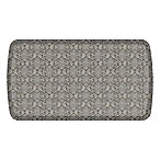 GelPro® Elite Decorator Damask 20-Inch x 36-Inch Kitchen Mat in Dove Grey