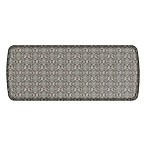 GelPro® Elite Decorator Damask 20-Inch x 48-Inch Kitchen Mat in Dove Grey