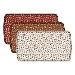 GelPro® Elite Decorator New Leaves Kitchen Mat
