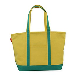 CB Station Medium Two-Tone Boat Tote
