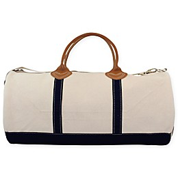 CB Station Round Travel Duffle Bag