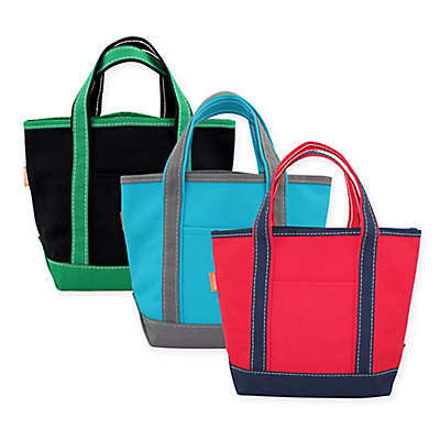 CB Station Handy Colored Open Top Tote