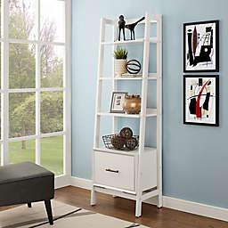 Crosley Furniture Landon Small Etagere in White