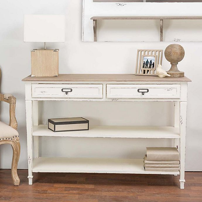 Alternate image 1 for Baxton Studio Dauphine Console Collection