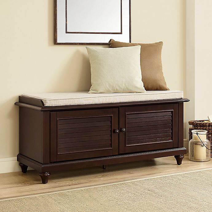 Astonishing Crosley Furniture Palmetto Bench Bed Bath Beyond Cjindustries Chair Design For Home Cjindustriesco