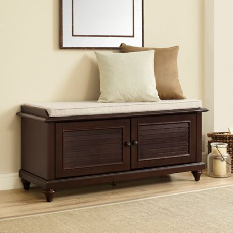 Crosley Furniture Palmetto Bench Bed Bath Amp Beyond