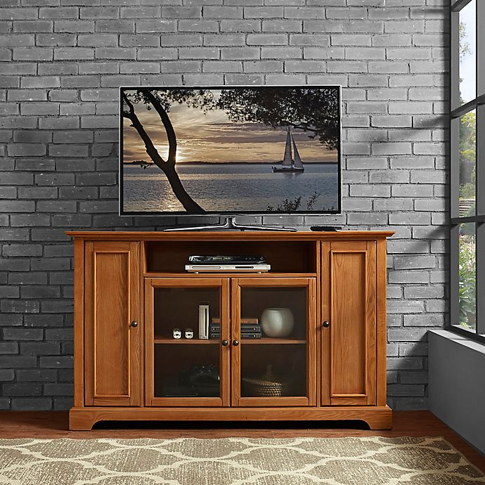 Crosley Furniture Campbell Tv Stand Bed Bath Beyond