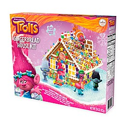 DreamWorks® Trolls Gingerbread House Kit