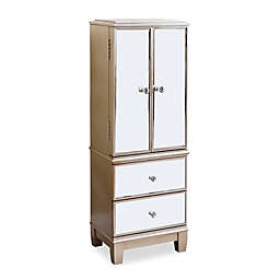 Jewelry Armoires Wall Mount Armoire