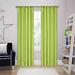 SolarShield® Kate Rod Pocket Room Darkening Window Curtain Panel