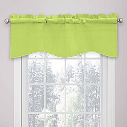 Eclipse Kate Rod Pocket Room Darkening Valance