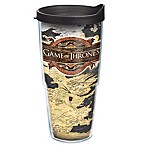 Tervis® Game of Thrones Westeros Map 24 oz. Wrap Tumbler with Lid