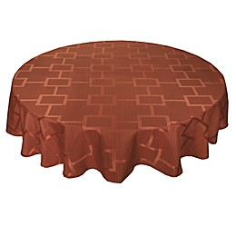 Origins™ Tribeca Microfiber Round Tablecloth