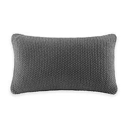INK+IVY Bree Knit Square Decorative Pillow Cover