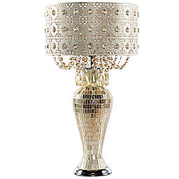 Poetic Wanderlust® by Tracy Porter® Solvang Jewel Table Lamp in Gold