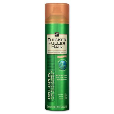 Thicker Fuller Hair 174 8 Oz Weightless Volumizing Hairspray