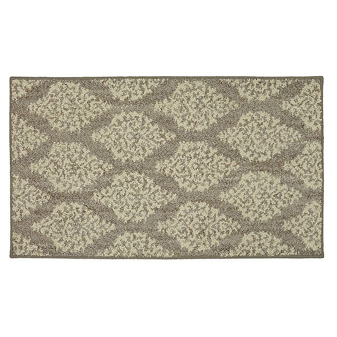 Alternate image 1 for Mohawk Home Signature Matera 1-Foot 8-Inch x 2-Foot 10-Inch Accent Rug in Grey