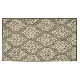 Mohawk Home Signature Matera 2-Foot 6-Inch x 3-Foot 10-Inch Area Rug in Grey