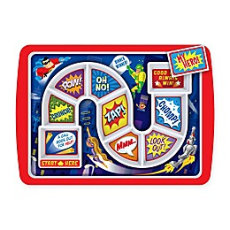 Fred & Friends® Dinner Winner Supper Hero Tray
