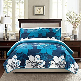 Chic Home Chrysa Reversible Quilt Set