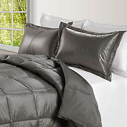 PUFF Down Alternative Ultra Light Indoor/Outdoor Comforter in White