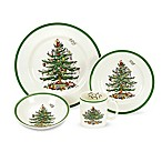 Spode® Christmas Tree 4-Piece Place Setting