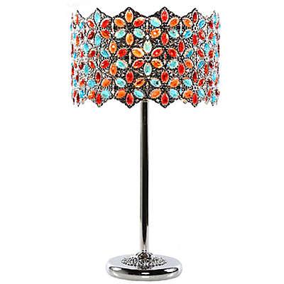 Poetic Wanderlust® by Tracy Porter® Fairlea Jeweled Table Lamp