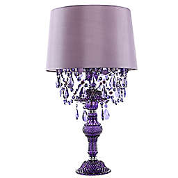 Poetic Wanderlust® by Tracy Porter® Alisal Glass Table Lamp